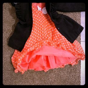 Dress size 4t